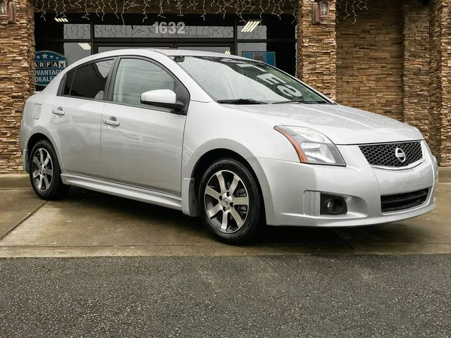 2012 Nissan Sentra 20 SR The CARFAX Buy Back Guarantee that comes with this vehicle means that yo