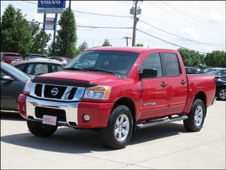 2012 Nissan Titan in Des Moines Iowa