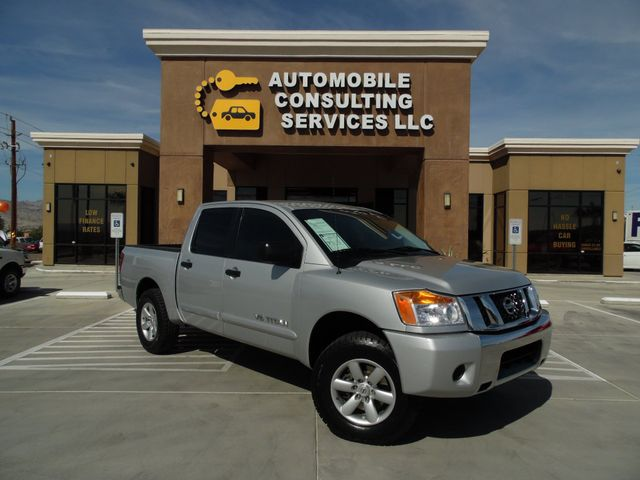 2012 Nissan Titan SV Bullhead City, Arizona 0