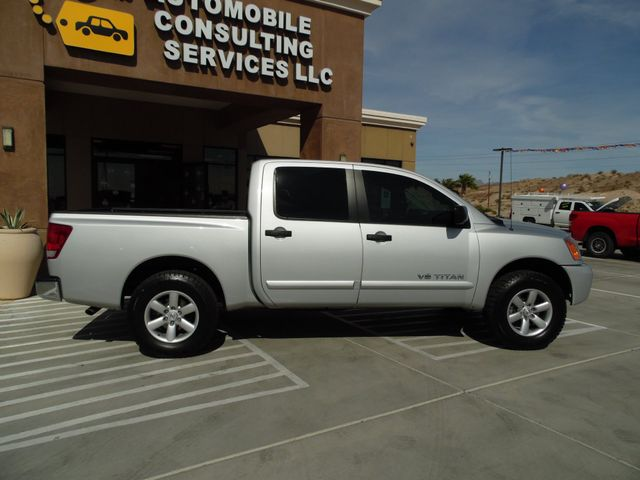2012 Nissan Titan SV Bullhead City, Arizona 9