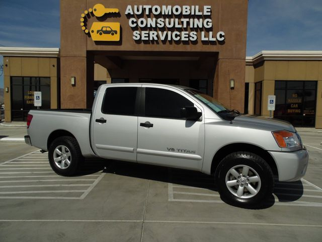 2012 Nissan Titan SV Bullhead City, Arizona 10