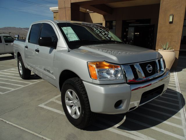 2012 Nissan Titan SV Bullhead City, Arizona 11