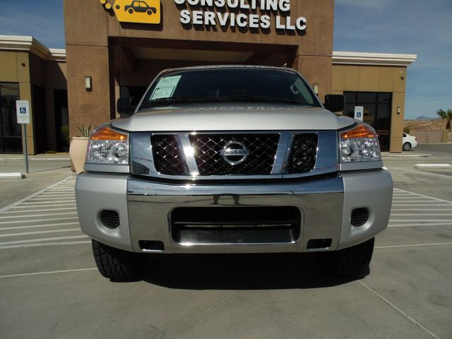 2012 Nissan Titan SV Bullhead City, Arizona 1