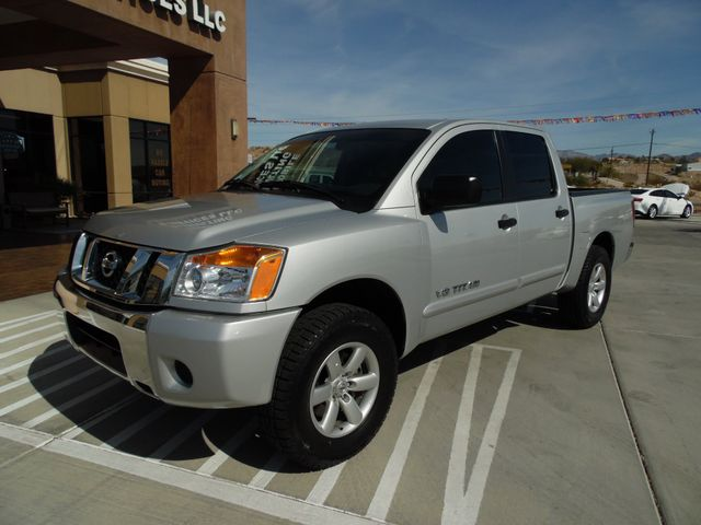 2012 Nissan Titan SV Bullhead City, Arizona 2