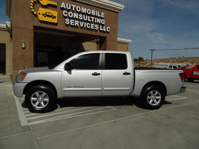 2012 Nissan Titan SV Bullhead City, Arizona 3