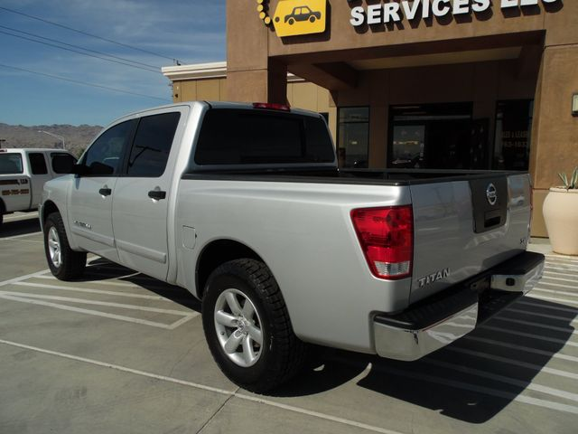 2012 Nissan Titan SV Bullhead City, Arizona 5