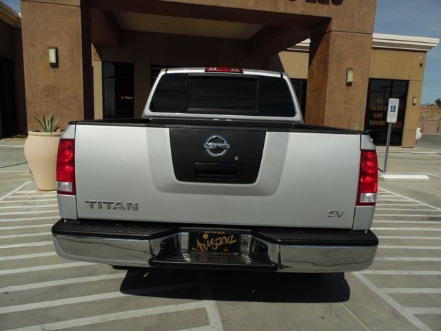 2012 Nissan Titan SV Bullhead City, Arizona 6