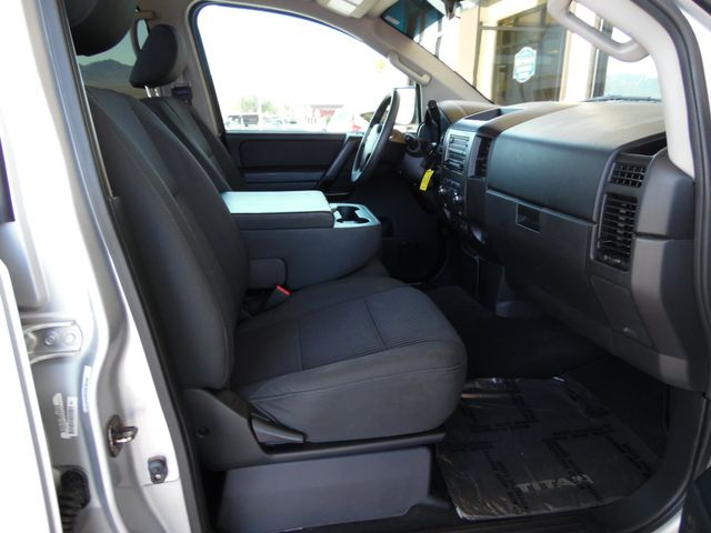 2012 Nissan Titan SV Bullhead City, Arizona 24