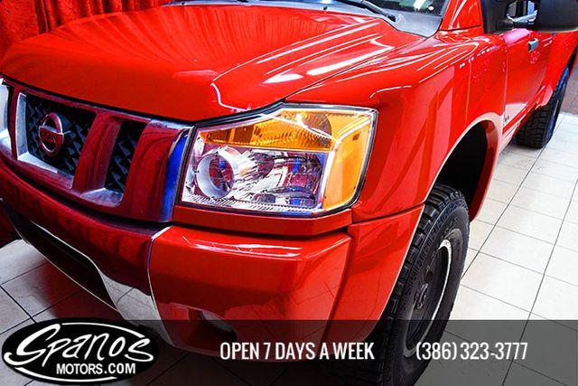 2012 Nissan Titan SV Daytona Beach, FL 8