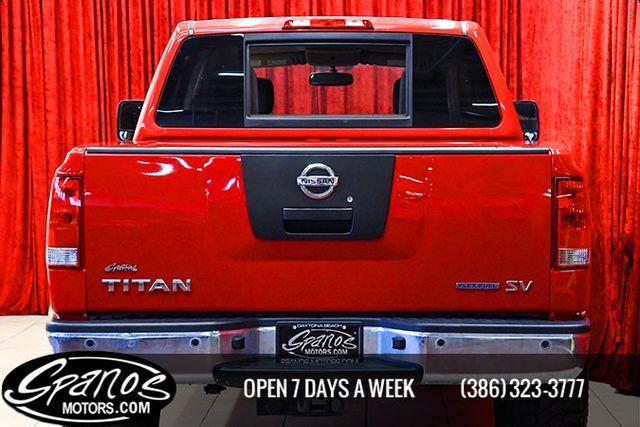 2012 Nissan Titan SV Daytona Beach, FL 4