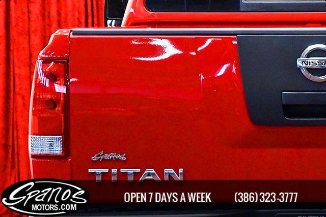 2012 Nissan Titan SV Daytona Beach, FL 12