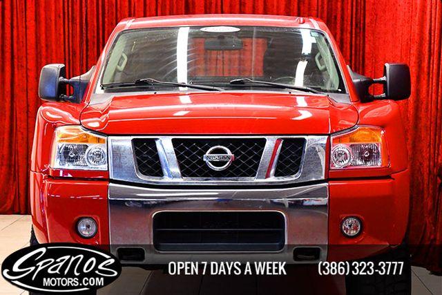 2012 Nissan Titan SV Daytona Beach, FL 3
