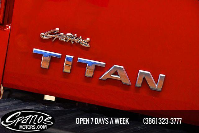 2012 Nissan Titan SV Daytona Beach, FL 43