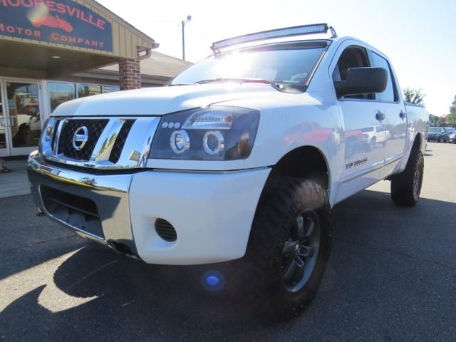 2012 Nissan Titan SV | Mooresville, NC | Mooresville Motor Company in Mooresville NC
