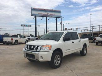 2012 Nissan Titan SV in Oklahoma City OK