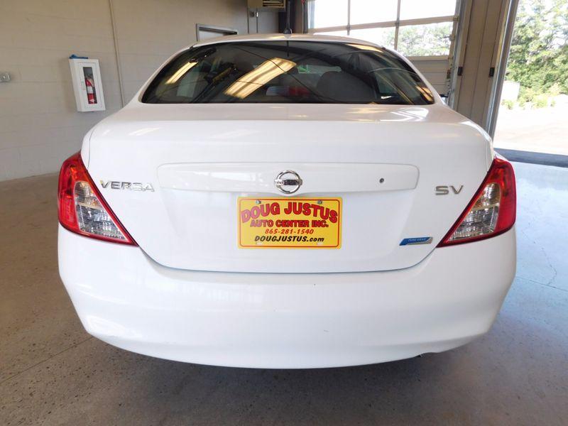 2012 Nissan Versa SV  city TN  Doug Justus Auto Center Inc  in Airport Motor Mile ( Metro Knoxville ), TN