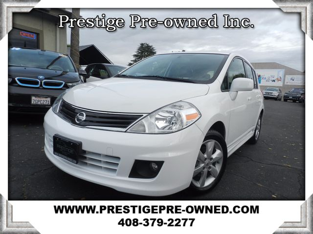 2012 Nissan Versa SL 2012 NISSAN VERSA SL--18L 4 CYLINDER---WITH LOW 32K WELL TAKEN CARE OF M
