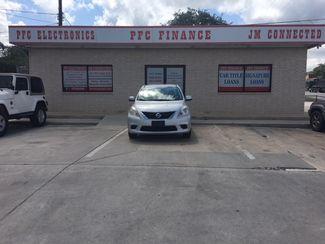 2012 Nissan Versa SV Devine, Texas 3