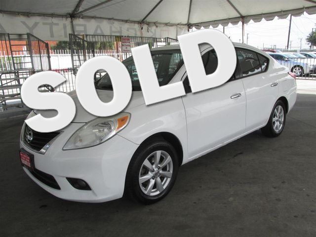2012 Nissan Versa SL Please call or e-mail to check availability All of our vehicles are availa