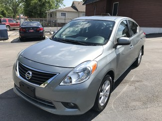 2012 Nissan Versa SL Knoxville , Tennessee 9