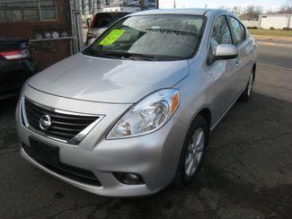 2012 Nissan Versa SL New Brunswick, New Jersey 2