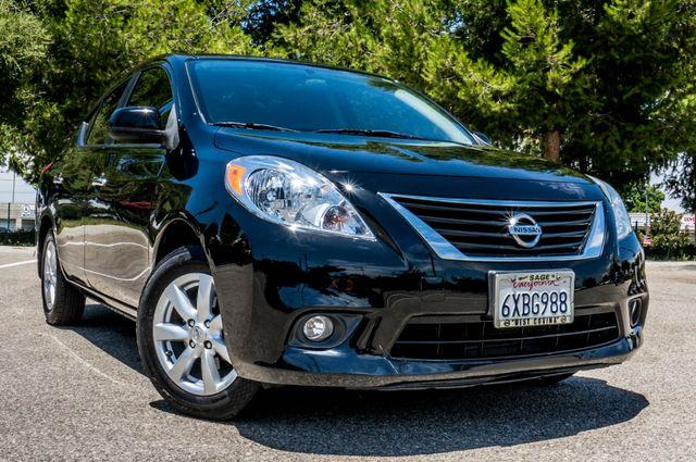 2012 Nissan Versa SL Reseda, CA 42
