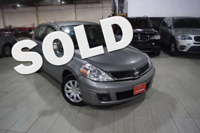 2012 Nissan Versa S Richmond Hill, New York 0
