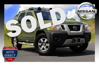 2012 Nissan Xterra Pro-4X 4WD - ONE OWNER - ROCKFORD FOSGATE! Mooresville , NC