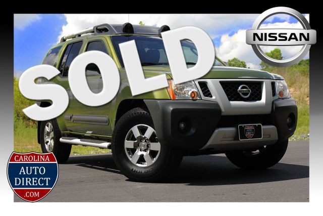 2012 Nissan Xterra Pro-4X 4WD - ONE OWNER - ROCKFORD FOSGATE! Mooresville , NC 0