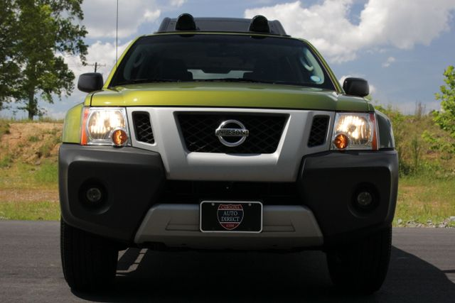 2012 Nissan Xterra Pro-4X 4WD - ONE OWNER - ROCKFORD FOSGATE! Mooresville , NC 14