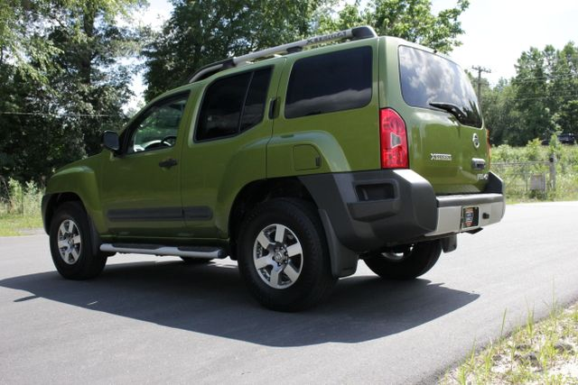 2012 Nissan Xterra Pro-4X 4WD - ONE OWNER - ROCKFORD FOSGATE! Mooresville , NC 21