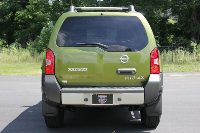 2012 Nissan Xterra Pro-4X 4WD - ONE OWNER - ROCKFORD FOSGATE! Mooresville , NC 15