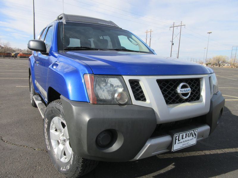 2012 Nissan Xterra S  Fultons Used Cars Inc  in , Colorado