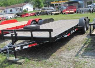 2016 Oneal 6'10 X 20 FLATBED Dickson, Tennessee