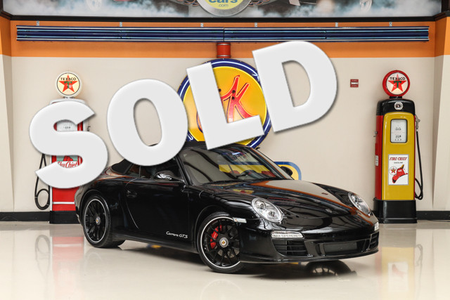 2012 Porsche 911 GTS This 2012 Porsche 911 GTS is in great shape with only 7 341 miles The 911 GT