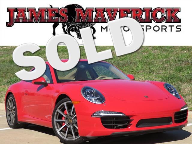 2012 Porsche 911 S CLEAN CARFAX ONE OWNER SPORTPREMIUMAUTO BURMESTER SOUND AUDIO PKG Here i