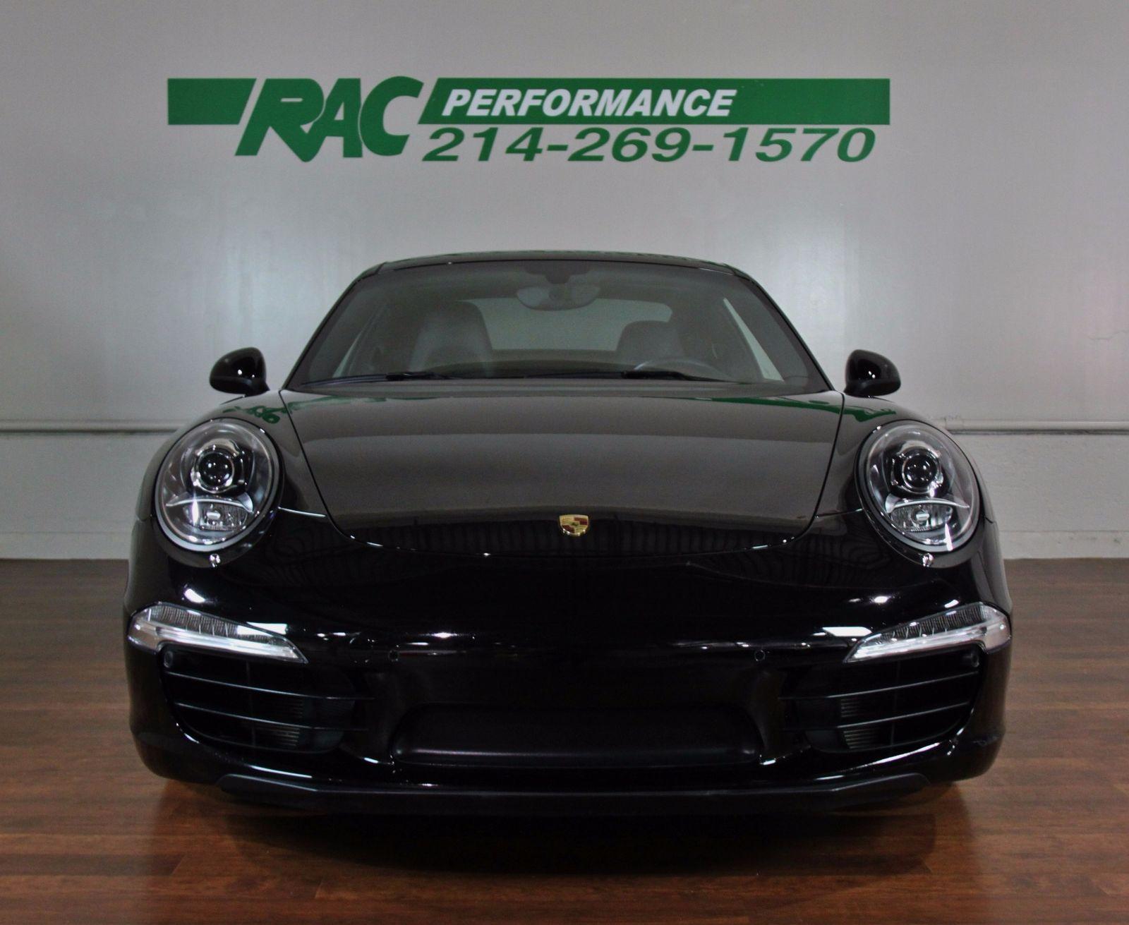 2012 porsche 911 carrera s carrollton tx