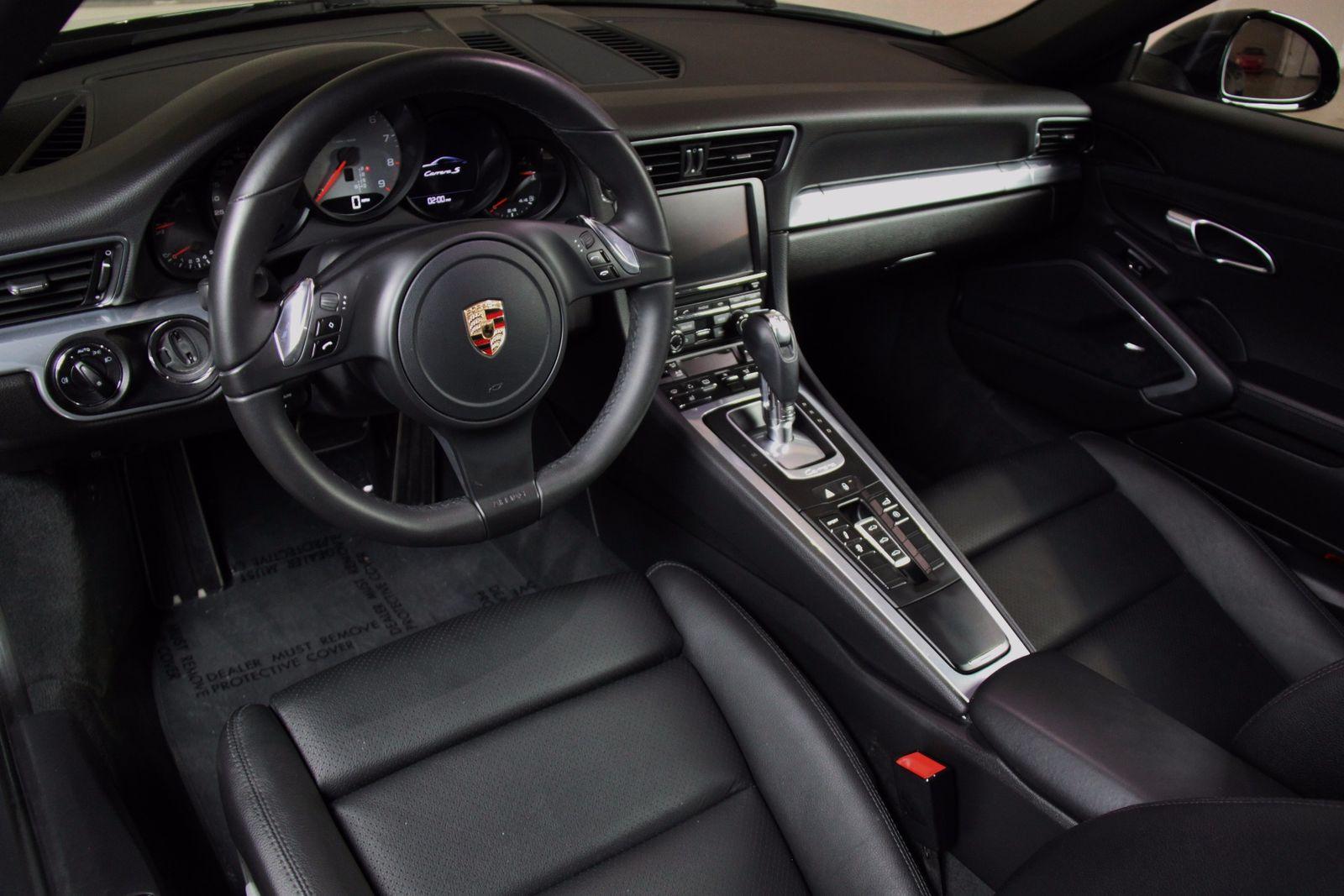 2012 porsche 911 carrera s in carrollton tx