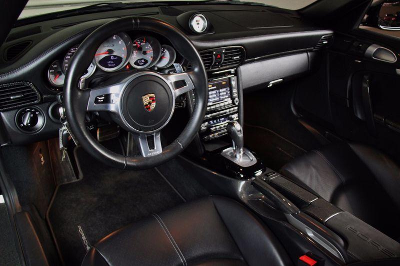 2012 Porsche 911 Turbo S in Carrollton, TX
