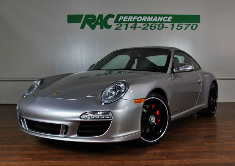 2012 Porsche 911 Carrera 4 GTS in Carrollton, TX