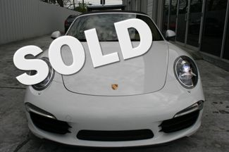 2012 Porsche 911 991 Carrera S Cab Houston, Texas