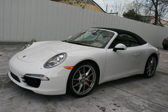 2012 Porsche 911 991 Carrera S Cab Houston, Texas 1