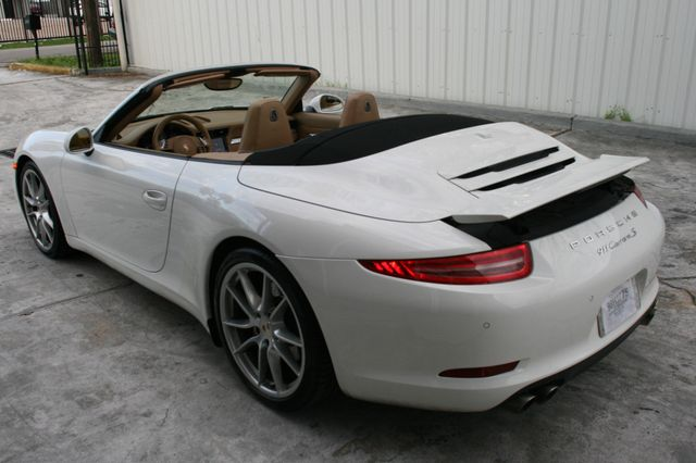 2012 Porsche 911 991 Carrera S Cab Houston, Texas 11