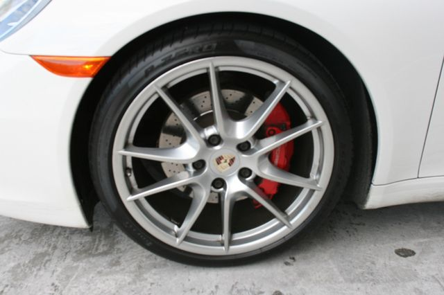 2012 Porsche 911 991 Carrera S Cab Houston, Texas 12