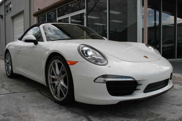 2012 Porsche 911 991 Carrera S Cab Houston, Texas 2
