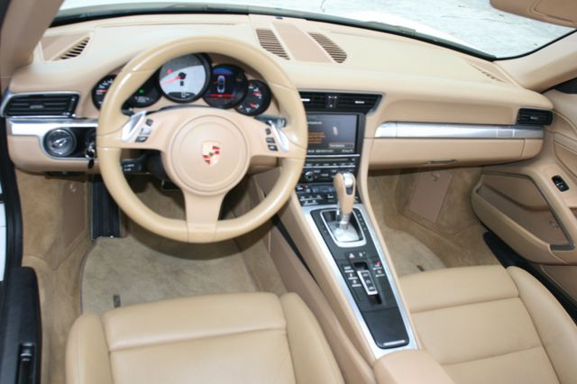 2012 Porsche 911 991 Carrera S Cab Houston, Texas 26