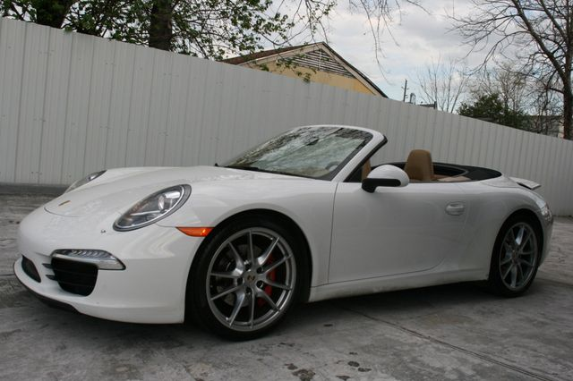 2012 Porsche 911 991 Carrera S Cab Houston, Texas 7