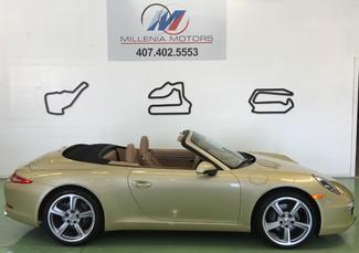2012 Porsche 911 CONVERTIBLE 991 Longwood, FL