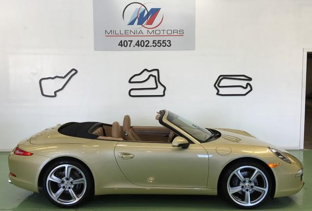 2012 Porsche 911 CONVERTIBLE 991 Longwood, FL 11