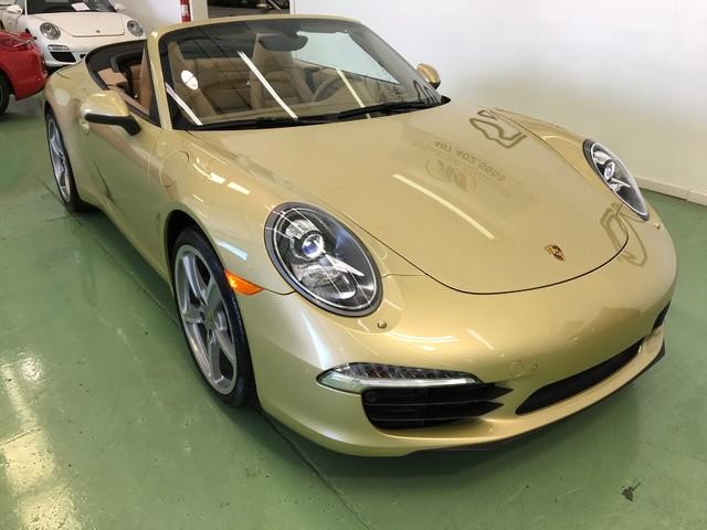 2012 Porsche 911 CONVERTIBLE 991 Longwood, FL 2